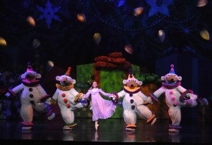 "Radio City Xmas ""Nutcracker"""