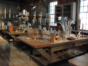 Thomas Edison's Botanical Lab