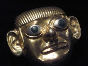 Treasure from Tomb of the Lord of Sipan, Peru