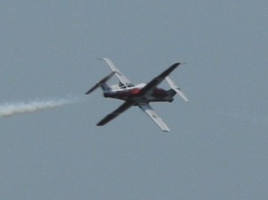 Canadian Snowbirds at Jones Beach Air Show