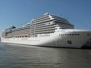 MSC Poesia in NYC