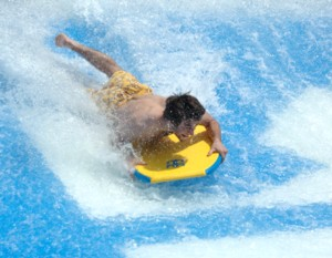 RCL Freedom of the Seas Flowrider