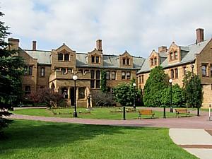 Cranwell Resort's historic Wyndhurst mansion, in the Berkshires (© 2011 Karen Rubin/news-photos-features.com).