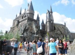 Castle Hotel In Orlando Offers Wizarding Wonders In Time