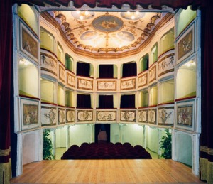 """Among the new """"Boutique Adventures"""" shore experiences Crystal Cruises is debuting is opera up-close with a special operatic performance at the smallest historic public theater in the world."""