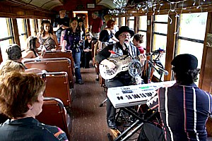 After selling out in record time in 2012, the 3rd Annual Durango Blues Train, which is presented by the Telluride Blues & Brews Festival, expands to two days in 2013.