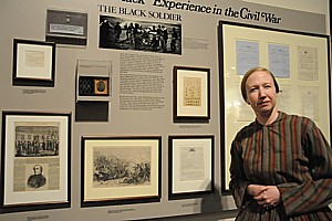 The Tennessee State Museum in Nashville, which has had ongoing exhibits marking the Civil War Sesquicentennial, will exhibit the Emancipation Proclamation, Feb. 12-18 - the only museum in the southeast on the Emancipation Proclamation Tour © 2013 Karen Rubin/news-photos-features.com