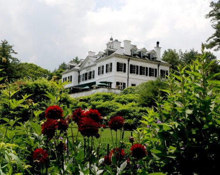 Admission to novelist Edith Wharton's The Mount is included in Cranwell Resort's Culture in the Country Package , in the magnificent Berkshires of Massachusetts, a mecca for culture and nature enthusiasts © 2013 Karen Rubin/news-photos-features.com