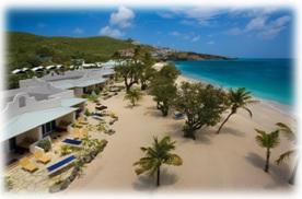 "Spice Island Beach Resort has a ""child stay free"" deal valid through Dec. 15."