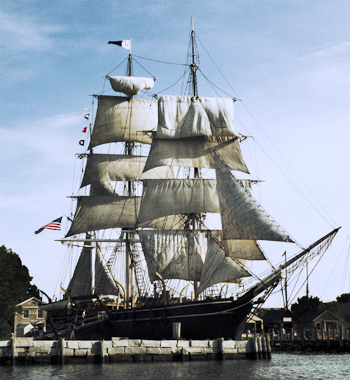 The Charles W Morgan is looking for an adventurer to be a stowaway on its first sea voyage in 80 years, but visitors will be invited to see the ship while it is in port.