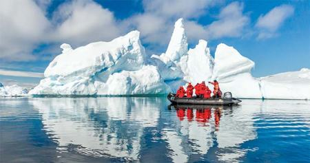 Lindblad Expeditions-National Geographic is bringing to life one of the most storied expeditions in modern history with special activities, amenities and events celebrating the Centennial of Sir Ernest Shackleton's Imperial Trans-Atlantic Expedition.