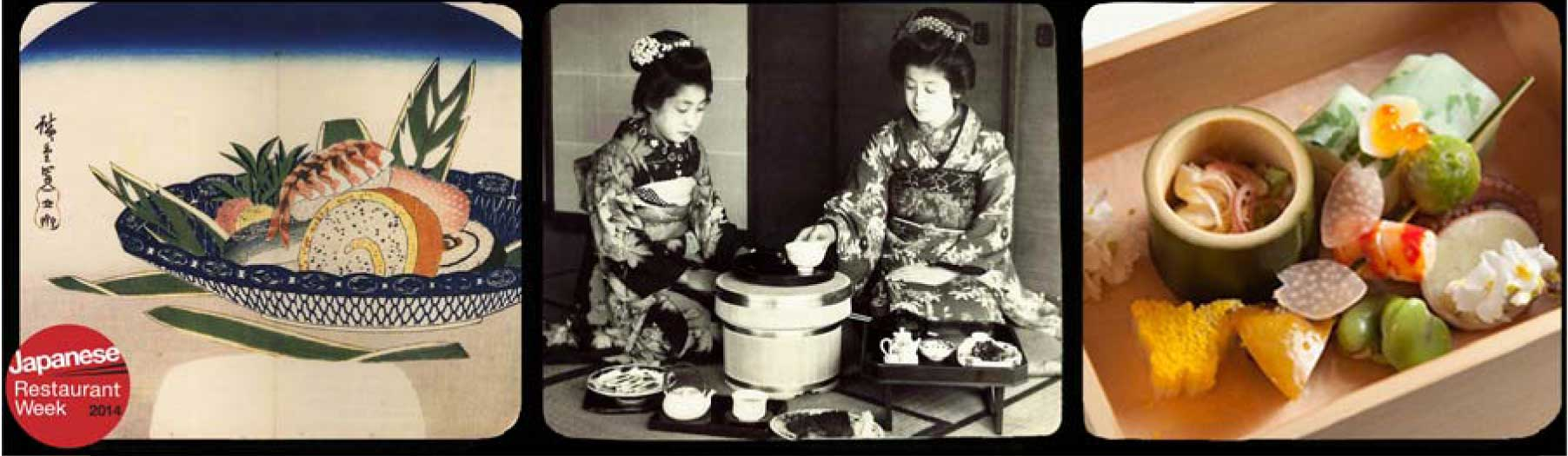 Thirty participating Japanese restaurants will transport diners 100 years back with special traditional dishes during Japan Restaurant Week in New York City, Feb 17-March 16.