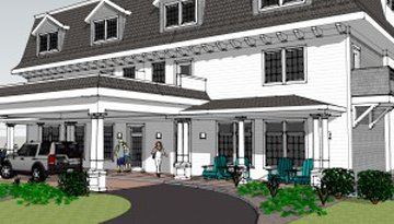 Lark Hotels is opening its newest boutique property, The Break, in Narragansett, Rhode Island in June 2014. The property will feature a retro chic surf vibe and will be the first hotel of its kind in this historic seaside town which boasts some of the best surf breaks in New England.