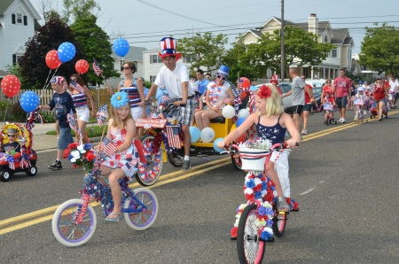 July 4th Parade at The Wildwoods, New Jersey