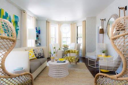 Lark Hotels' 21 Broad has just opened on Nantucket, bringing the hotelier's stylish touch to the island.
