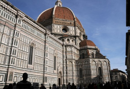 TourCrafters is offering air-inclusive packages to Florence, Italy, in September and October © 2014 Karen Rubin/news-photos-features.com