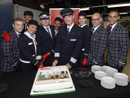 Norwegian celebrates its first ever flights between the U.S. and London Gatwick. the first flight between Los Angeles and London Gatwick, Norwegian's first flight between New York's Kennedy Airport and London and its inaugural flight from Fort Lauderdale to London. All the flights are almost full.