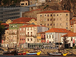 "Oporto, Portugal, will be one of the stops on the Boudicca's 16-night ""Poison, Murder & Mystery Cruise"" presented by Fred. Olsen Cruise Lines © 2014 Karen Rubin/news-photos-features.com"