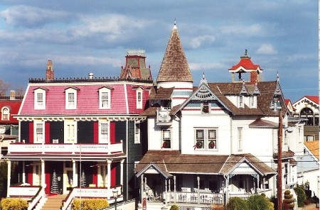 Victorian Cape May, New Jersey © 2014 Karen Rubin/news-photos-features.com