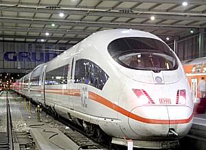 Using Eurailpass for the overnight train from Munich to Dijon © 2014 Karen Rubin/news-photos-features.com