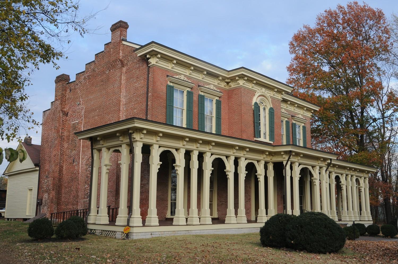Oaklands Mansion, Murfreesboro, Hosts Spooky Events this Season |  GoingPlacesNearAndFar's Blog