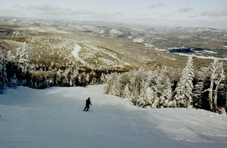Okemo Mountain, Vermont. Okemo's Three-and-Easy ticket offer is back, but only through Oct. 31 © 2014 Karen Rubin/news-photos-features.com