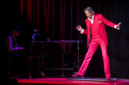 Tommy Tune headlines Playbill Travel's 'Broadway by the Sea' at the St. Regis Bahia Beach Resort in Rio Grande, Puerto Rico, Dec. 8-15, 2014 (photo: Monica Simoes)