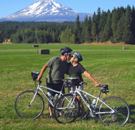 Bicycle Adventures is sharing its short list of the most romantic lodges guests can enjoy on a two-wheeled vacation, even after Valentine's Day has come and gone.