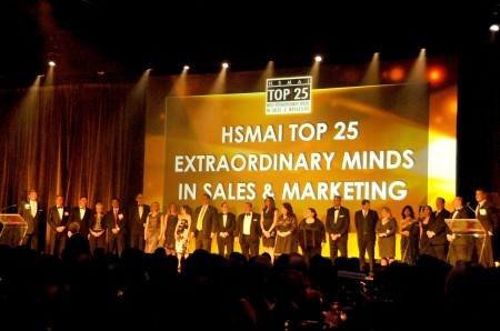 "The 2014 HSMAI Awards recognize the ""Top 25 Most Extraordinary Minds in Sales and Marketing"" in the hospitality industry © 2015 Karen Rubin/news-photos-features.com"