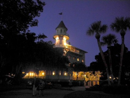 Jekyll Island Club, Georgia, a member of Historic Hotels of America which has just launched a super site dedicated to romance © 2015 Karen Rubin/news-photos-features.com