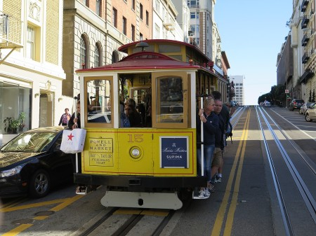 Orbitz.com has hotel deals in San Francisco for Memorial Day weekend © 2015 Karen Rubin/news-photos-features.com