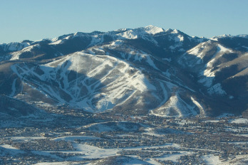 Park City Mountain Resort, Utah. Vail Resorts' $50 million capital plan will connect Park City with Canyons Resort, creating the largest mountain resort in the US.