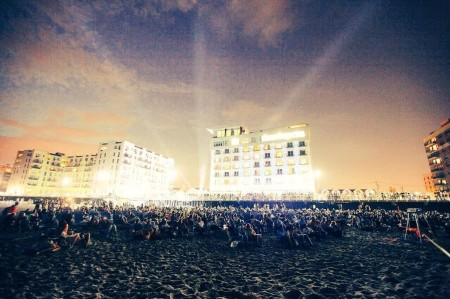 The Long Beach International Film Festival gets underway August 7 with a free event of music, food, and film shorts on the beach.