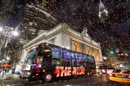 NYC-TheRide Xmas