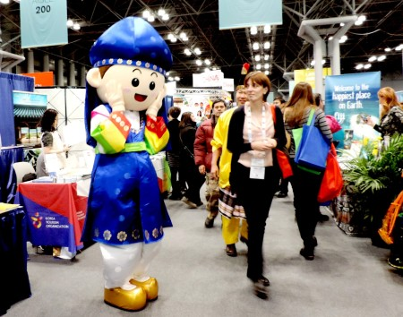 2014 New York Times Travel Show