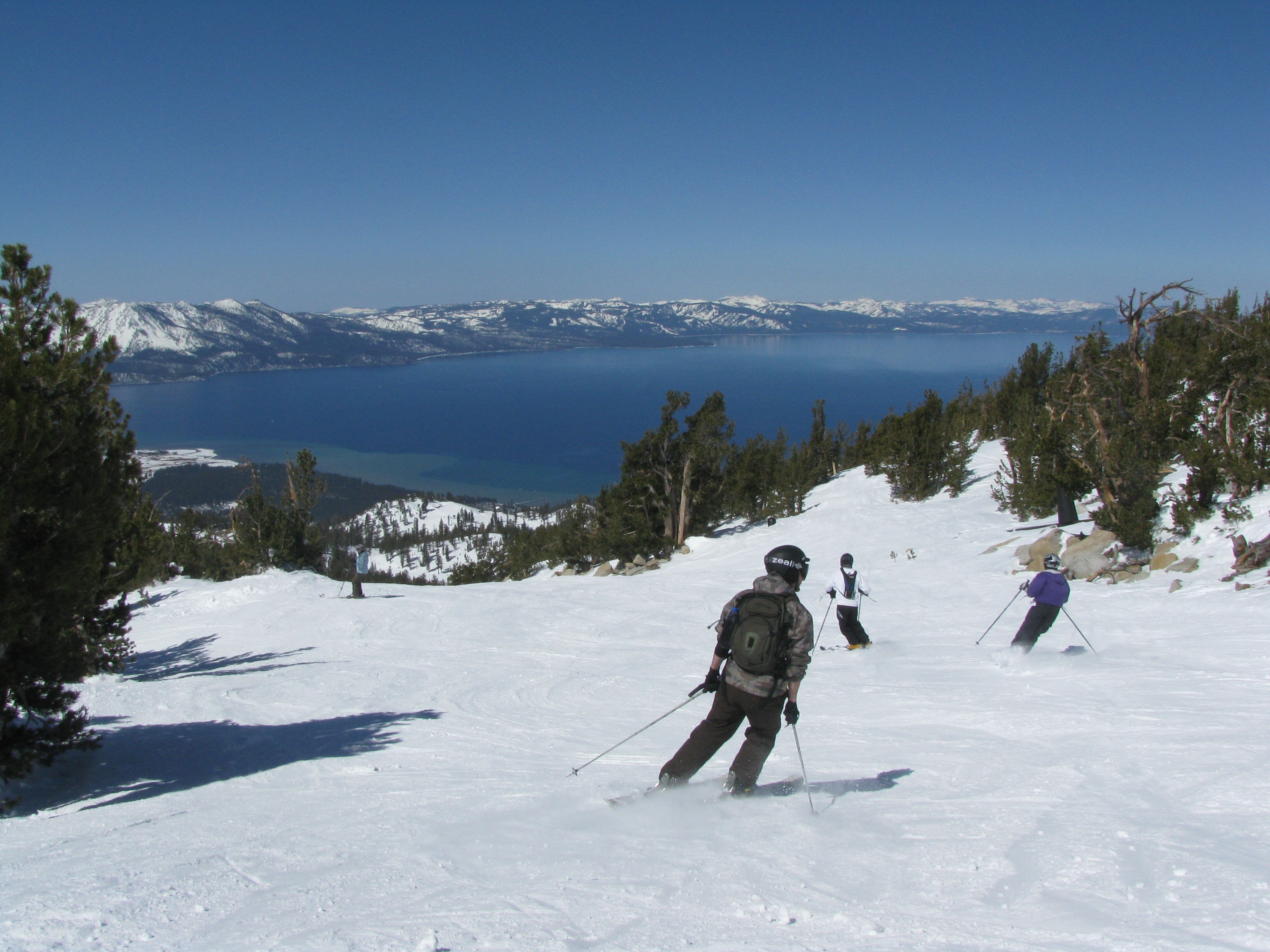 accuweather: california ski resorts on pace to extend season with
