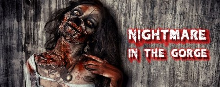 Nightmare in the Gorge Haunted Trail is the grand finale of a fun-laden season at ACE Adventure Resort on 1,500 acres in West Virginia's southern hills.