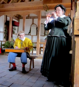 Christmas Music at Jamestown Settlement, Virginia (Jamestown-Yorktown Foundation photo)