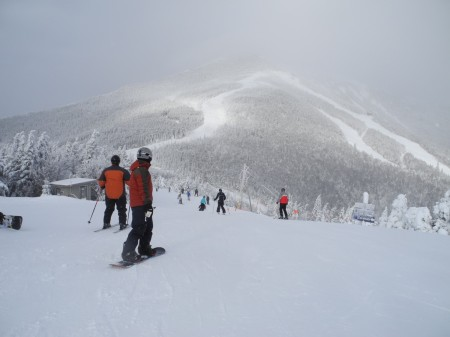 Whiteface Mountain, Lake Placid, NY is so have millions of dollars in upgrades © 2017 Karen Rubin/goingplacesfarandnear.com