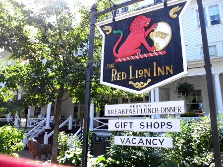 Red Lion Inn, Stockbridge, MA