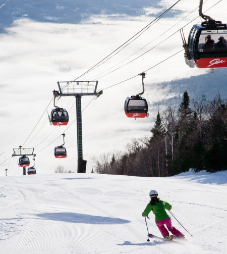 Stowe Mountain Resort Vt