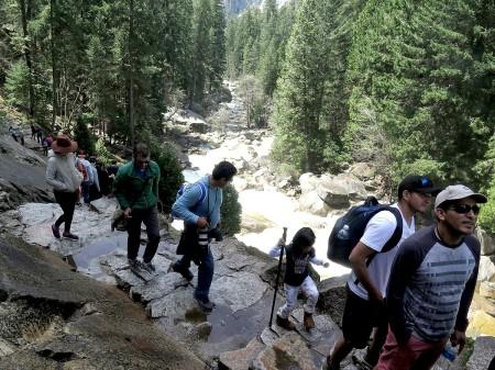 CA-Yosemite-Tena_041517_505e2(c) Karen Rubin-MistTrail