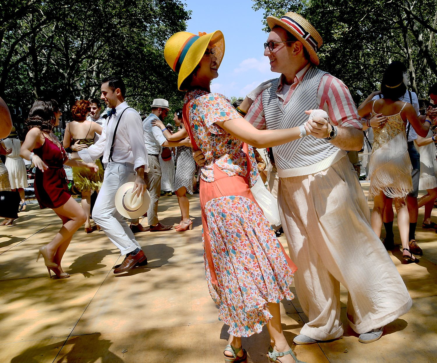 Jazz Age Lawn Party, NYC