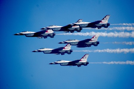 12th Annual Bethpage Air Show at Jones Beach, Long Island, Memor