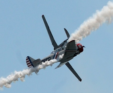 10th Annual Air Show at Jones Beach, Long Island