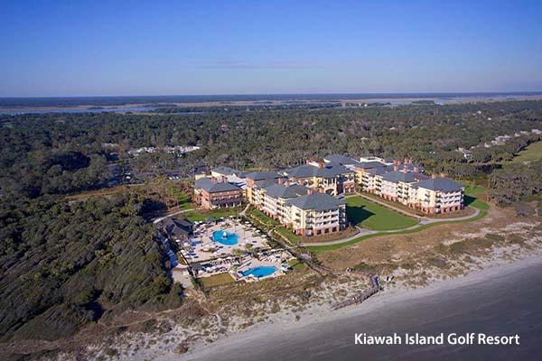Kiawah Sanctuary Aerial OceanFront B