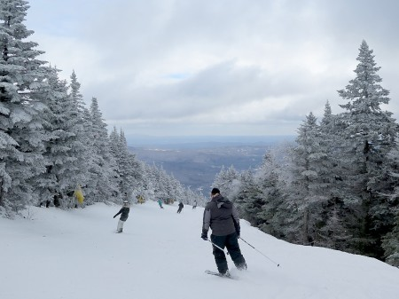 Mount Snow Resort, Vermont