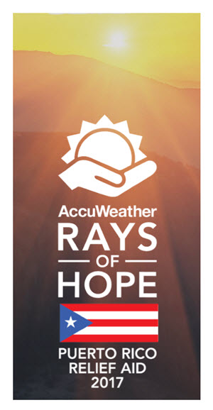 Accuweather-PR ray of hope