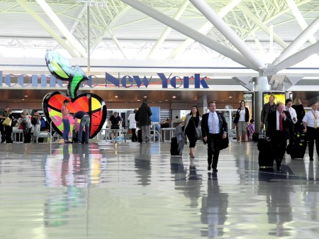JF Kennedy International Airport, NY