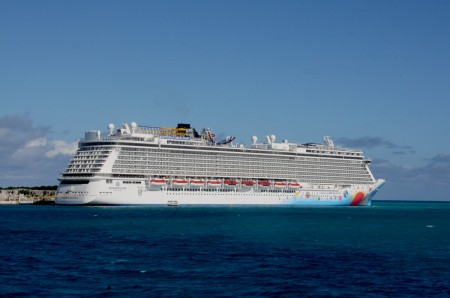 Norwegian Cruise Lines' Breakaway